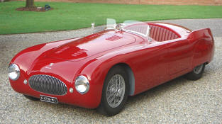 1947 - 1948 Cisitalia 202 MM Spider