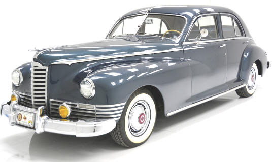 Packard Super Clipper Sedan 1947