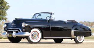 1950 Oldsmobile 88 Convertible