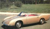 Abarth Type-216A Spyder (Bertone), 1956