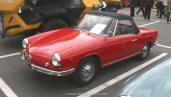 Abarth Fiat 800 Spyder Riviera 1959 - 61