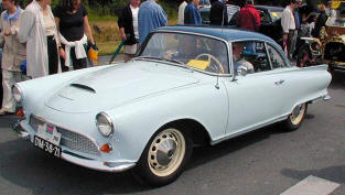 1957 - 1965 DKW SP Coupe