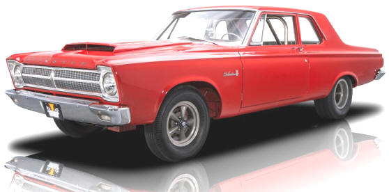 1965 Plymouth Belvedere 426