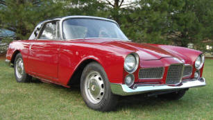 1960 - 1963 Facel Vega Facellia Coupe 2+2