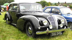 AC Two Litre 1947 - 56