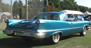 1957 Imperial Crown Coupe