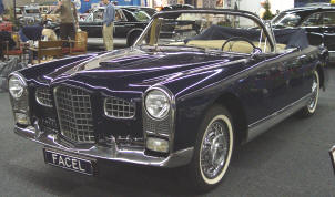 1956 Facel Vega Convertible FV2B