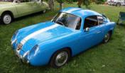 Abarth Fiat Zagato 750 GT 1956 - 61