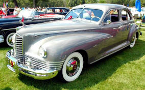 1946 - 1947 Packard Custom Super Clipper