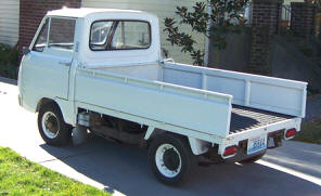 1964 - 1966 Cony 360 Wide