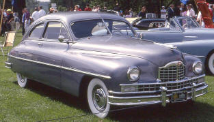 1950 Packard Super Club Sedan