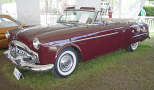 1952 Packard 200 Convertible