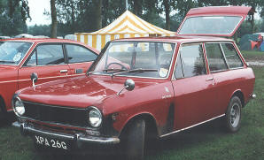 1966 - 1969 Datsun 1000 Station Wagon