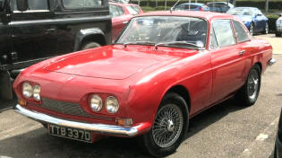 1964 - 1970 Reliant Scimitar GT
