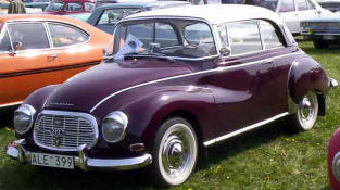 1959 - 1963 DKW 1000S Coupe