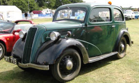 1938 - 1939 Ford Eight