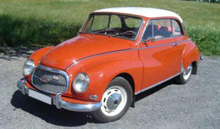 1958 - 1963 DKW 1000 Coupe