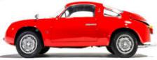 Fiat Abarth 700 Bialbero 'Record Monza' Coupe